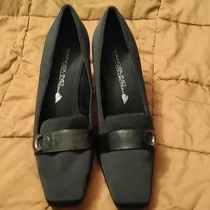 Bandolino black heel  shoes